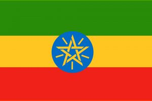 ethiopia, flag, national